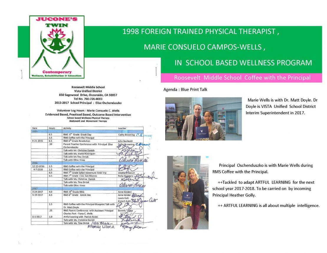 Marie Consuelo Campos-Wells